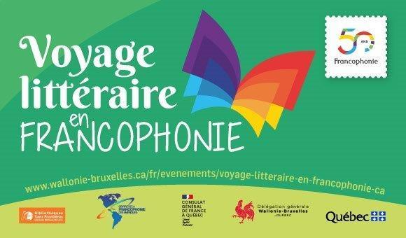 © Voyage littéraire en francophonie