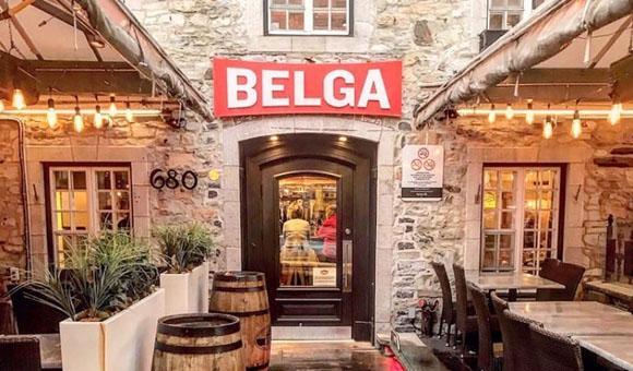 © Le Belga